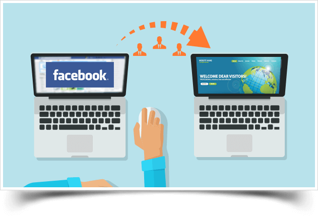 Drive More Website Traffic with Facebook Are you sick and tired of failing to drive super targeted traffic Facebook as your ultimate traffic sending machine How to Drive More Website Traffic